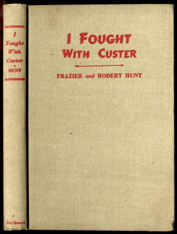 Image for I FOUGHT WITH CUSTER: THE STORY OF SERGEANT WINDOLPH; LAST SURVIVOR OF THE LITTLE BIG HORN [SIGNED] [G]