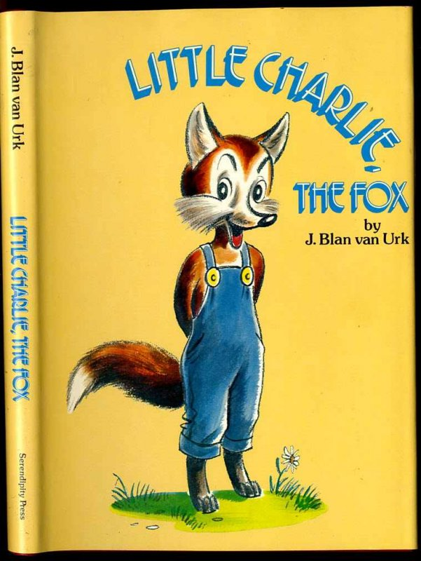 Image for LITTLE CHARLIE, THE FOX.