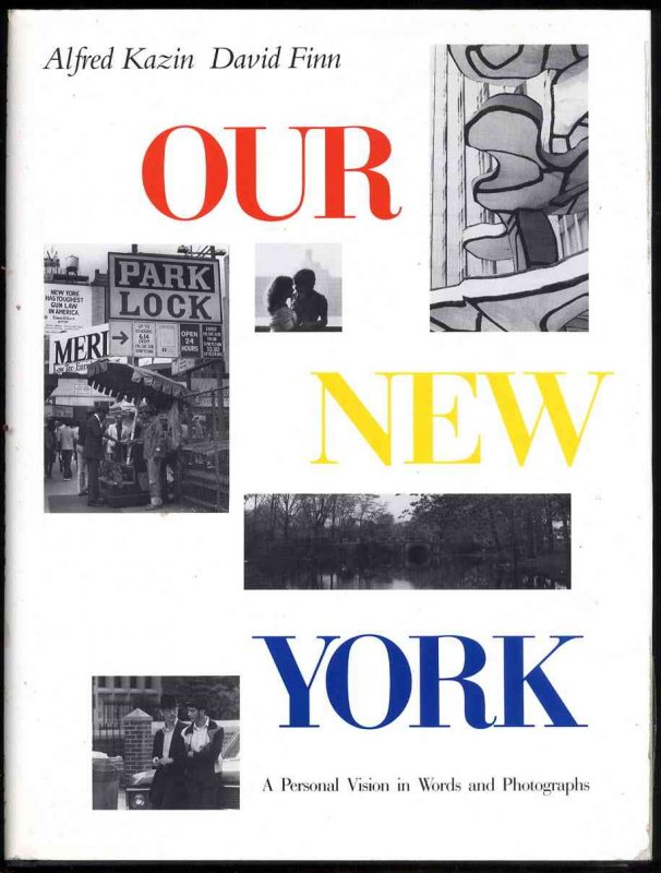 Image for OUR NEW YORK [SIGNED]