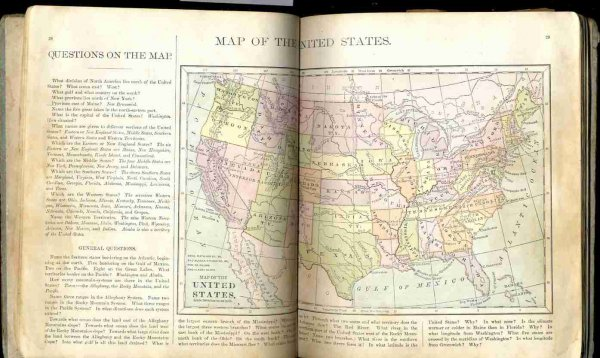 Image for THE NEW PRIMARY GEOGRAPHY ILLUSTRATED WITH TWENTY COLORED MAPS AND EMBELLISHED WITH A HUNDRED ENGRAVINGS.