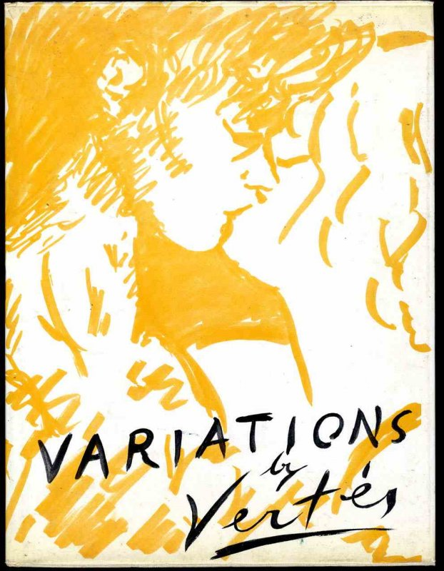 Image for VARIATIONS: DRAWINGS, WATER COLORS, ETCHINGS AND LITHOGRAPHS
