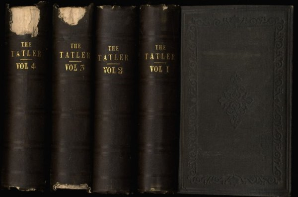 Image for The Tattler [4 Vols, From Personal Library Of Tasha Tudor]