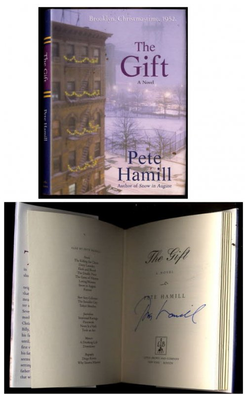 Image for THE GIFT. A NOVEL [SIGNED]