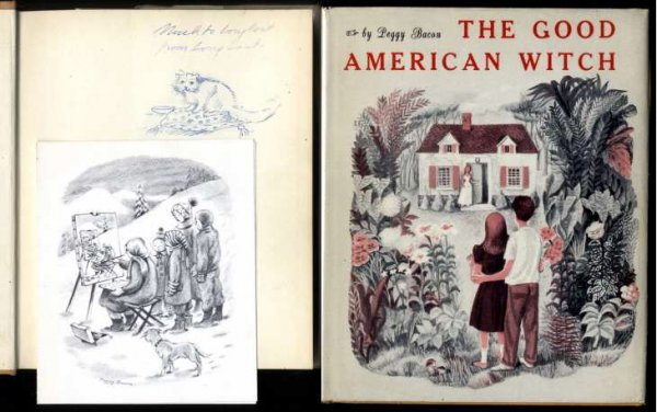 Image for THE GOOD AMERICAN WITCH [SIGNED, WITH DRAWING]