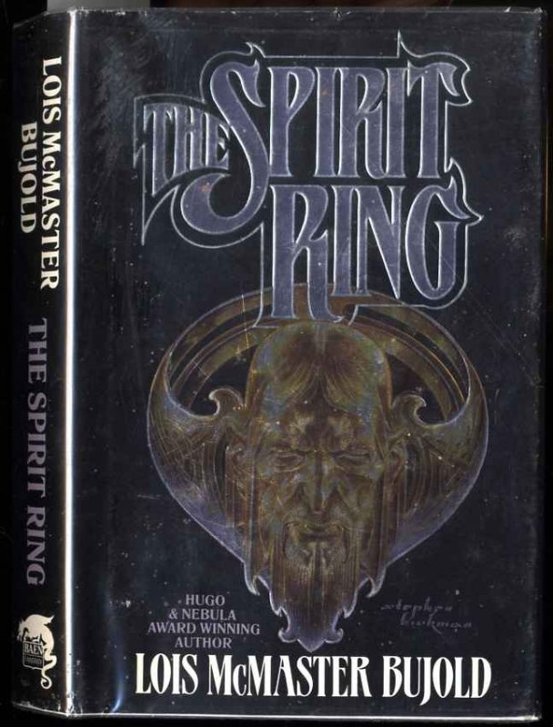Image for THE SPIRIT RING [SIGNED]