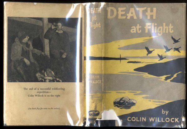 Image for DEATH AT FLIGHT AN ADVENTURE THRILLER