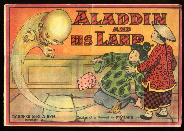 Image for ALADDIN AND HIS LAMP