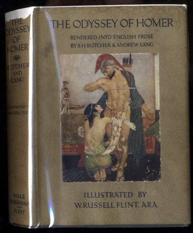 Image for THE ODYSSEY OF HOMER RENDERED INTO ENGLISH PROSE