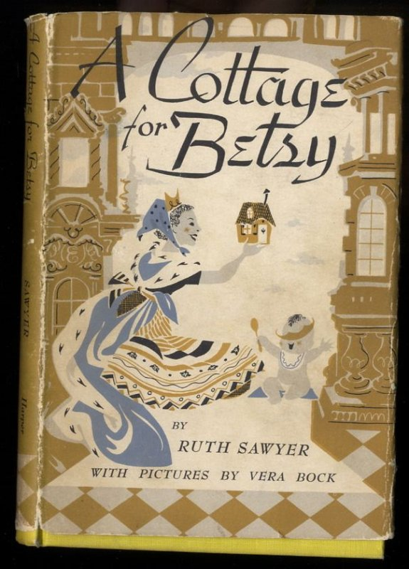 Image for A COTTAGE FOR BETSY