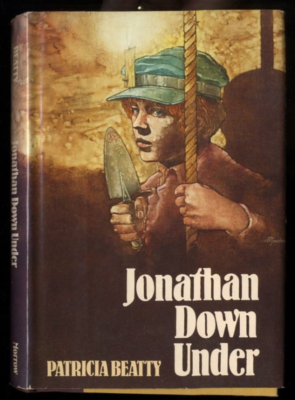 Image for JONATHON DOWN UNDER [REVIEW COPY]