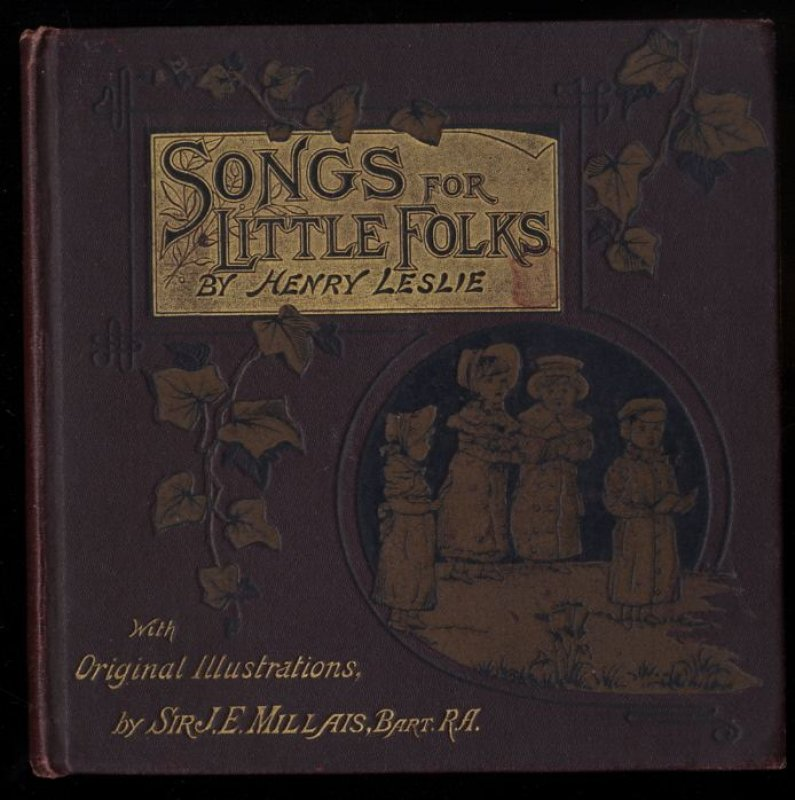 Image for LESLIE'S SONGS FOR LITTLE FOLKS