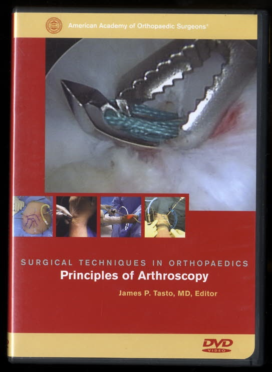 Image for SURGICAL TECHNIQUES IN ORTHOPAEDICS PRINCIPLES OF ARTHROSCOPY