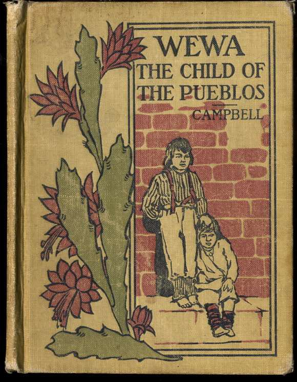 Image for WEWA, THE CHILD OF THE PUEBLOS