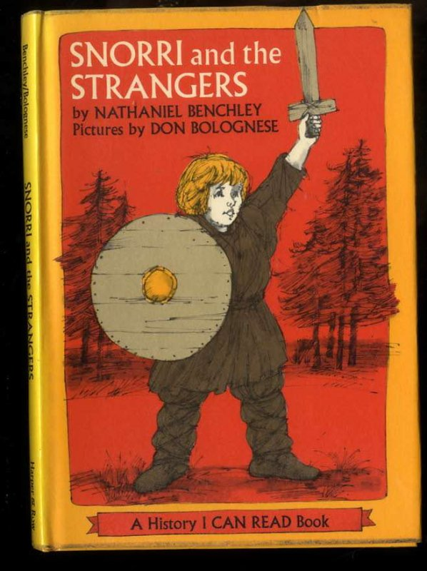 Image for Snorri and the Strangers