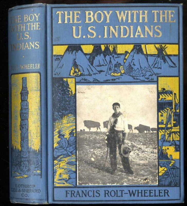 Image for THE BOY WITH THE US INDIANS