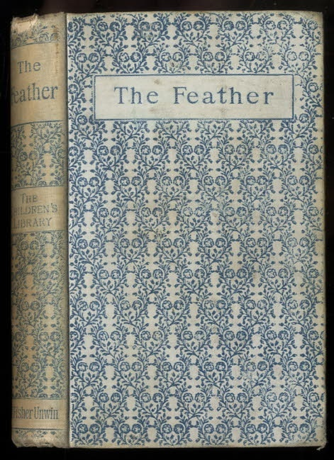 Image for THE FEATHER.[ FRONTISPIECE BY F. MADOX BROWN. ]