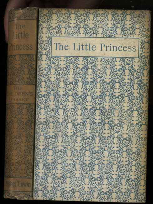 Image for LITTLE PRINCESS AND THE GREAT PLOT