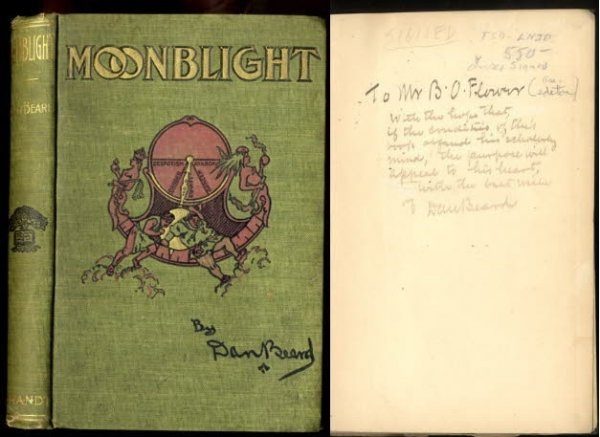 Image for Moonblight [moon Blight] And Six Feet Of Romance