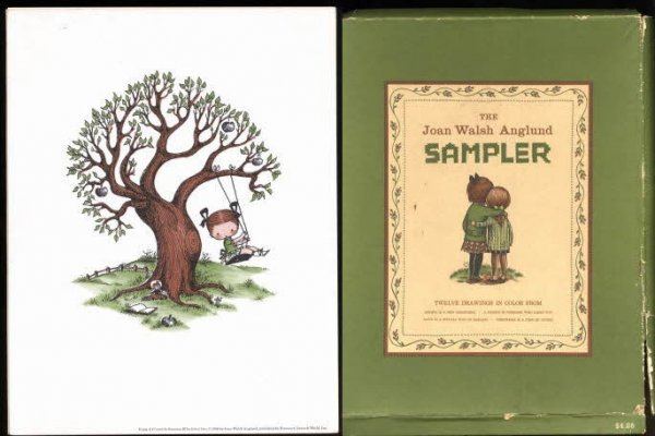 Image for JOAN WALSH ANGLUND SAMPLER [Lbc]