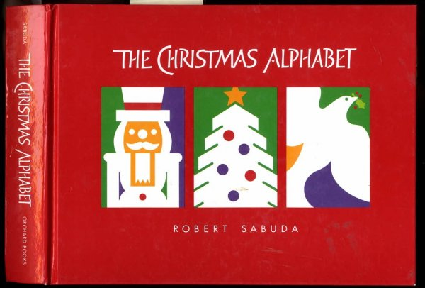 Image for Christmas Alphabet ****signed****