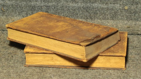 Image for POEMS, BY WILLIAM COWPER, ESQ. OF THE INNER TEMPLE, IN THREE VOLUMES, COMPRISING A VARIETY OF PIECES NOT INSERTED IN FORMER EDITIONS, TO WHICH IS PREFIXED A BRIEF ACCOUNT OF HIS LIFE. [VOLS I AND III ONLY] This Book Number Was a Different Undescribed One- Tossed it Away.
