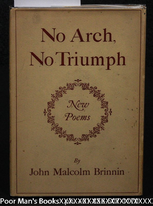 Image for NO ARCH, NO TRIUMPH
