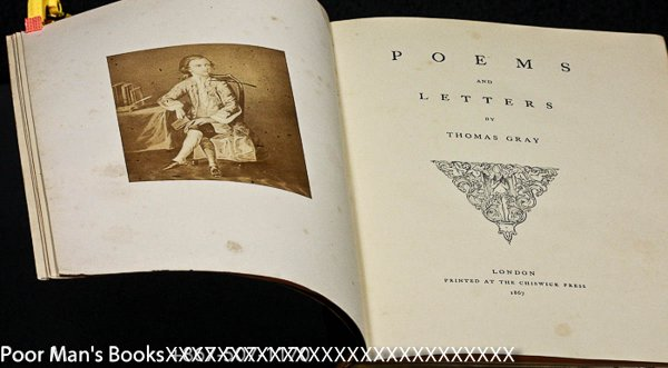 Image for Poems And Letters