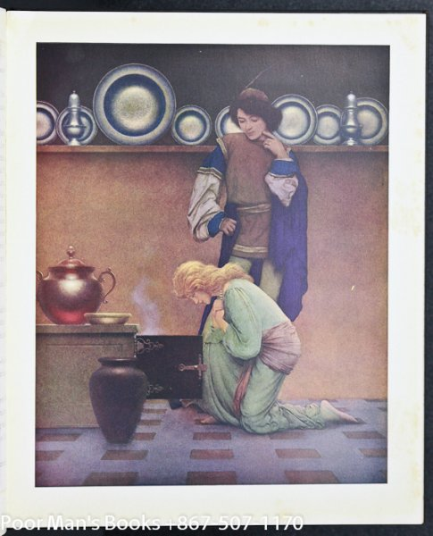 Image for THE KNAVE OF HEARTS. WITH PICTURES BY MAXFIELD PARRISH.