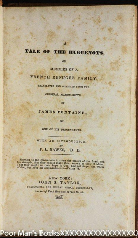 Huguenot History