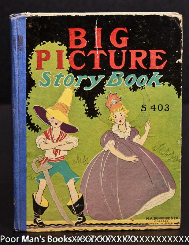 Image for BIG PICTURE AND STORY BOOK