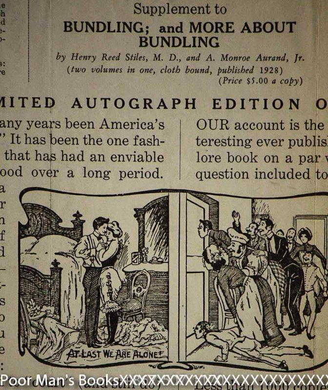 Bundling Books Advertising Broadside 1929 America S Greatest Indoor