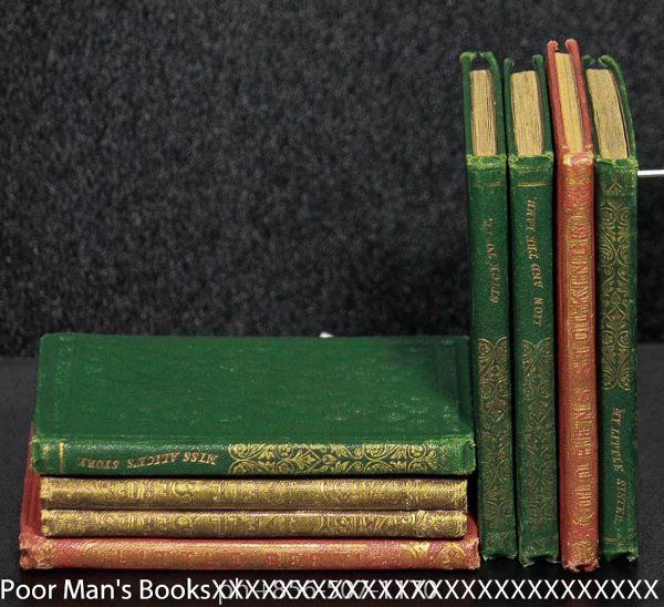 Image for 8 MINIATURE BOOKS