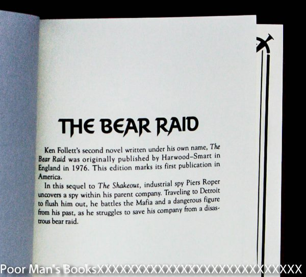 Image for THE BEAR RAID