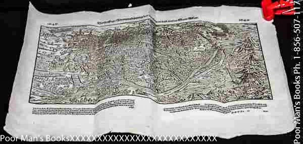 Image for MAP OF CAIRO EGYPT 1560