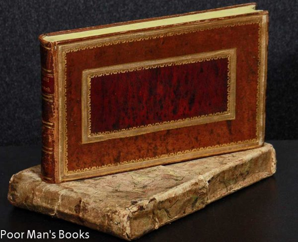 Image for 27 HANDWRITTEN POEMS/NOTES + ~23 VIEWS WITH GILT EDGES. [MANUSCRIPT].