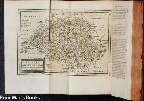 Image for TRAVELS THROUGH HOLLAND, GERMANY, SWITZERLAND, AND OTHER PARTS OF EUROPE; BUT ESPECIALLY ITALY. [MAPS, CT 3 VOLS]