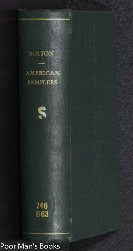 Image for AMERICAN SAMPLERS