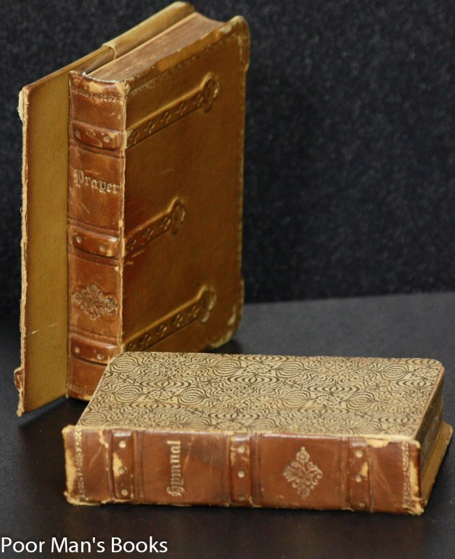 Image for THE BOOK OF COMMON PRAYER... THE HYMNAL [CT IN 2 CONJOINED VOLUMES]
