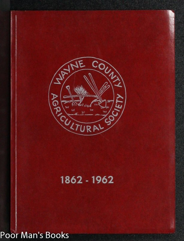 Image for LOOKING BACK- SOUVENIR BOOK OF THE WAYNE COUNTY FAIR CENTENNIAL CELEBRATION 1862-1962