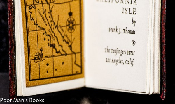 Image for THE MYTHS OF CALIFORNIA ISLE [MINIATURE BOOK]