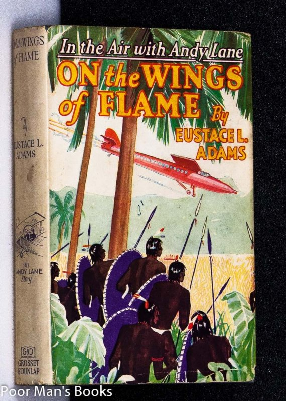 Image for ON THE WINGS OF FLAME