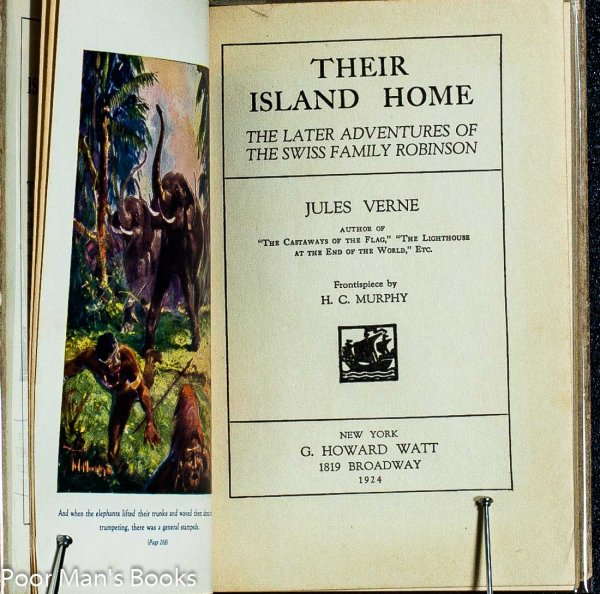Image for THEIR ISLAND HOME