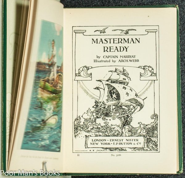 Image for MASTERMAN READY,
