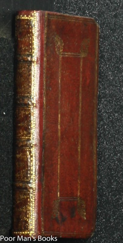 Image for AULI PERSII FLACCI SATIRAE (BOUND WITH) D JUNII JUVENALIS SATIRARUM LIBRI V, SULPICIAE SATIRA SATIRARUM LIBRI V, SULPICIAE SATIRA [TWO VOLS IN ONE]