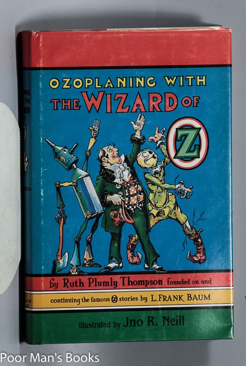 Image for OZOPLANING WITH THE WIZARD OF OZ