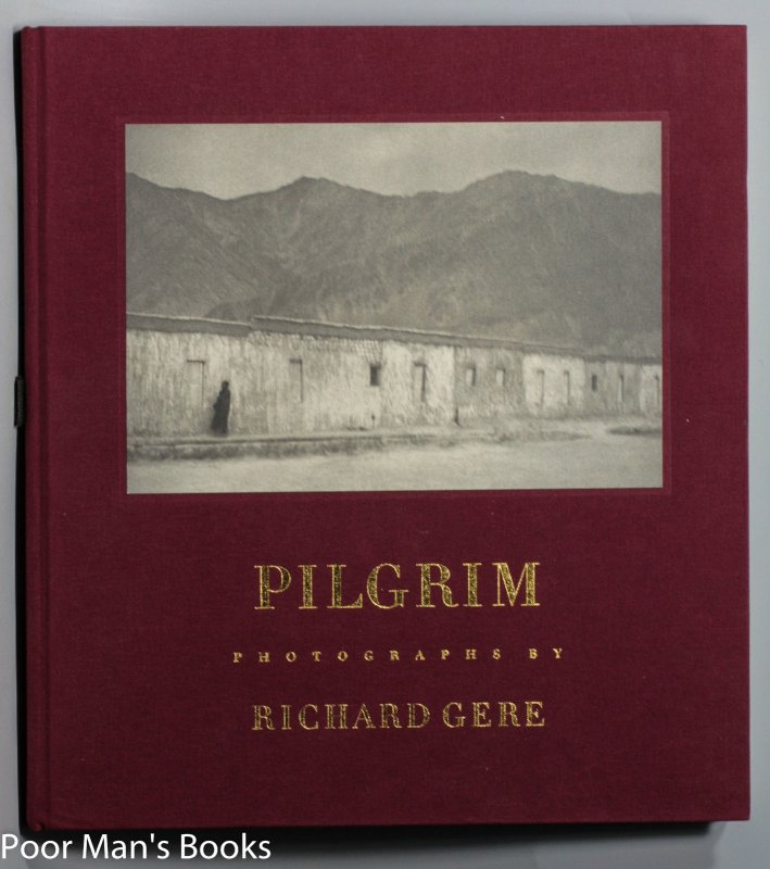Image for PILGRIM: PHOTOGRAPHS BY RICHARD GERE