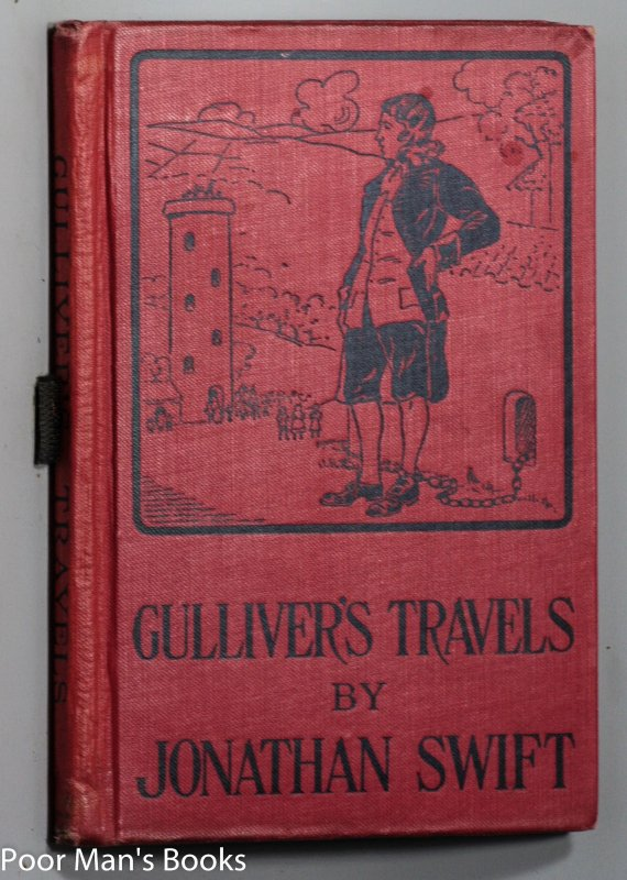 Image for GULLIVER'S TRAVELS: A VOYAGE TO LILLIPUT - A VOYAGE TO BROBDINGNAG