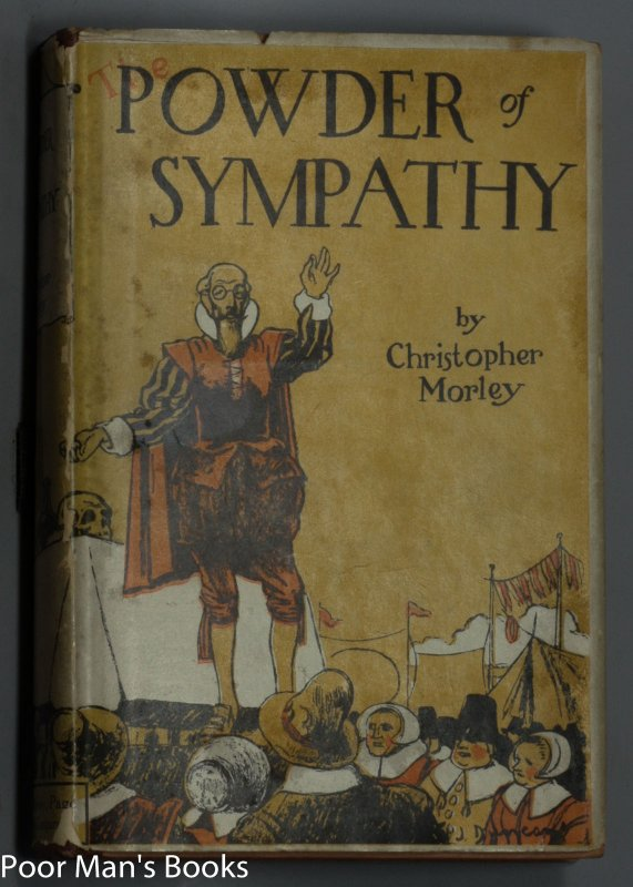 Image for THE POWDER OF SYMPATHY