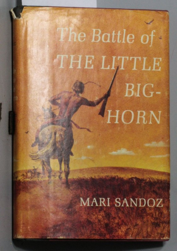 Image for THE BATTLE OF THE LITTLE BIG HORN