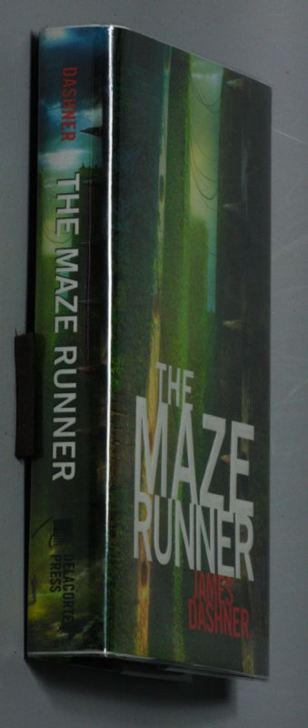 Image for THE MAZE RUNNER. [SIGNED BY JAMES DASHER]